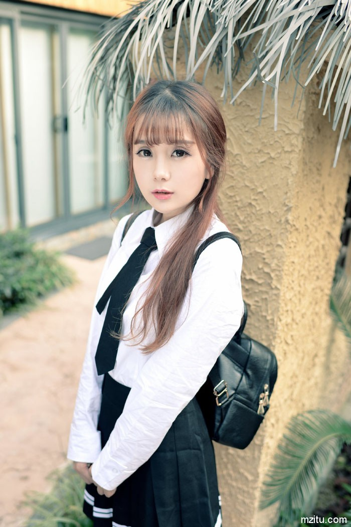 日本美臀美女_初恋般的甜美 气质萝莉教主小九Vin - 妹子列表